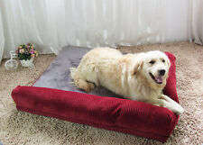 Comfortable Large Pet Dog Cat Sofa Bed House Cushion Mat Kennel Mat House New