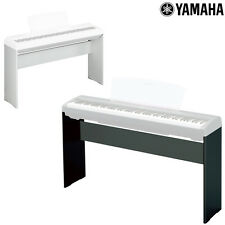 Yamaha L85 WH Digital Piano Stand Black White for P35 P45 P85 P95 P105 P115 B WH
