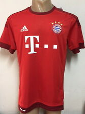 ORIGINAL BAYERN MUNICH HOME SOCCER JERSEY 2016-2017 ALL SIZES