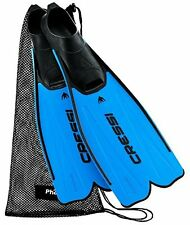 Cressi Rondinella Full FT Fin W/ Mesh Bag- Choose SZ/Color.