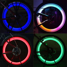 2/4/10 X Bike Bicycle Cycling Car Wheel Tire Tyre LED Spoke Light Lamp Exquisite