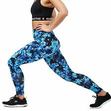 Red Herring Womens Blue Animal Print High Waisted Leggings From Debenhams