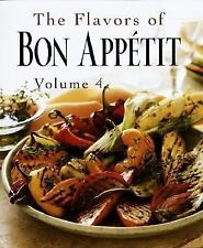 The Flavors of Bon Appetit: 1997 Magnificent Cookbook Like New HC Free Ship
