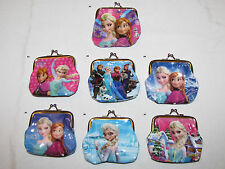 Disney Frozen Children's Coin Girls Purse - Awesome Idea for Party Bags
