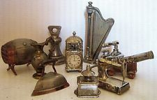 BRASS MINIATURE SETS 1960/80 ~ click HERE to browse or order