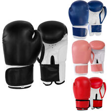 MMA UFC Sparring Grappling Boxing Gloves Muay Thai Training Punch Bag Mitts