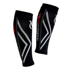 VeloChampion Compression Calf Guards/Sleeves - For Running, Cycling, Triathlon