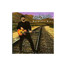 Greatest Hits, Bob Seger, CD 1994, Night Moves, Roll Me Away, Like A Rock, Wind