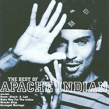 Apache Indian - Best Of Apache Indian CD