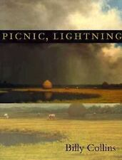 Picnic, Lightning (Pitt Poetry Series), Collins, Billy, New Book