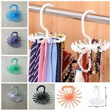 Adjustable Holder Hanger Closet Organizer Scarves Rack Tie Hook