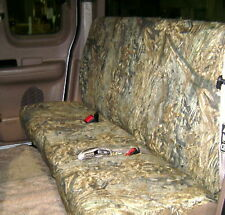 Custom Hatchie Bottom Seat Covers 1997-1999  Ford F150  CAMO NEW
