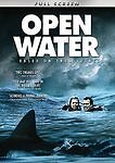 Open Water (DVD) Full Screen Shocker Very Good with Always Fast Shipping