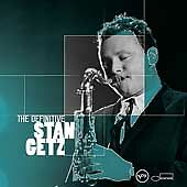 The Definitive Stan Getz (Sax) (CD, Sep-2002, Verve Blue Note) NEW SEALED