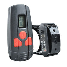 Aetertek 211D LCD Display Remote Rechargeable Shock Collar Pet Training No Bark