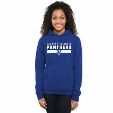 Eastern Illinois Panthers Womens Team Strong Pullover Hoodie - Royal Blue