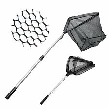 MadBite Fishing Landing Net Lightweight Telescoping 0.9-2.1m Boat Folding Net