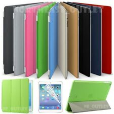 Ultra Smart Magnetic Stand Leather Case Cover For Apple iPad Mini 4 Free Stylus