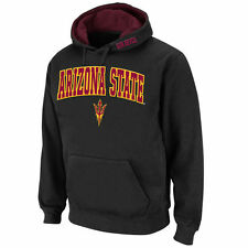Stadium Athletic Arizona State Sun Devils Black Arch & Logo Pullover Hoodie