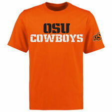 Oklahoma State Cowboys Orange Liberty T-Shirt - College