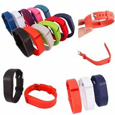 Luxury Watch Band Replacement Wrist Band Bracelet Metal Buckle for Fitbit Flex