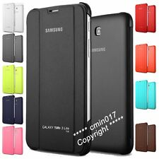 100% CASE BOOK COVER For Samsung Galaxy Tab Model With Screen Protector stylus