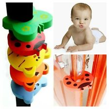 Child Animal Baby Door Stopper Finger Pinch Safety Guard Protector