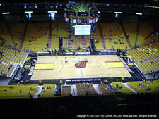 2 Golden State Warriors Miami Heat 1/23 Tickets Center Court American Airlines