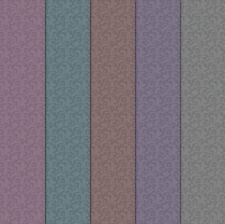 """Craft Creations Scrapbook Paper Small Vine Leaf Pattern Deep Colours 12"""" x 12"""""""