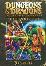 Dungeons & Dragons: The Animated Series (DVD, 2009) Factory Sealed