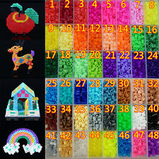 wholesale 250/500/1000 pcs New 5mm PP HAMA/PERLER BEADS for GREAT Kids Great Fun