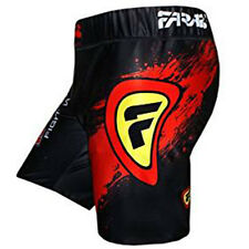 Farabi vale tudo shorts MMA grappling fight training match compression tights