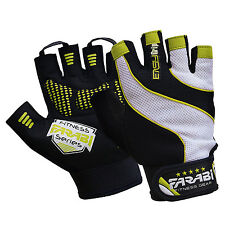 Farabi Weight Lifting Gloves Gym Training Fitness Workout Body Building Gloves