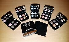 CHANEL Les 4 Ombres Quadra Eye Shadow Palette #14 #18 #19 #31 #79 Prelude