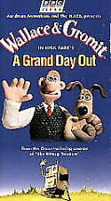 Wallace & Gromit: A Grand Day Out [VHS] VHS Tape New