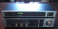 VINTAGE PIONEER SA-950 AMPLIFIER & TX-950 FM/AM DIGITAL SYNTHESIZER TUNER