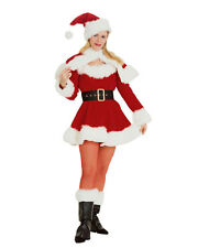 Adults Classic Sexy Mrs. Santa Claus Costume