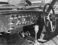 Austin Healey 3000 works rally car 1967 - drivers compartment & dashboard photo