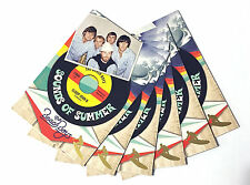 2013 Panini Beach Boys Chase Card Singles - Sounds of Summer WITH Gold Foil