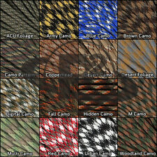 550 Paracord Camo MilSpecType III 7 Strand 10ft 20ft 50ft 100ft Parachute cord