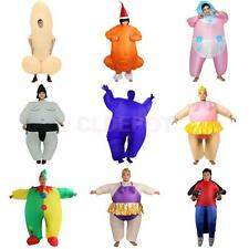Funny Inflatable Blow Up Full Body Costume Fancy Dress Hen Stag Outfit Game
