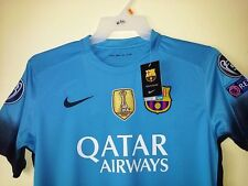 FC Barcelona Away Jersey Messi #10 Suarez #9 Neymar Jr #11