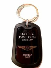 NEW Harley Davidson Musuem 2013 Membership Key Chain
