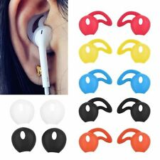 Silicone Earbuds Eartips For Apple iPhone 5 6 7 Plus Earphone EarPods Ear Gel