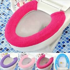 Lid Pad Toilet Seat Cover Warmer Bathroom Protector Closestool Accessories