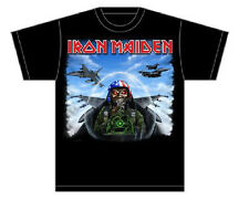 Iron Maiden: Texas Jetfighter T-Shirt  Free Shipping  New  Official