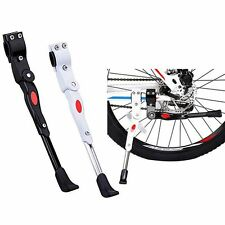 "Chic Adjustable Aluminum Alloy Bike Side Kick Kickstand for 22'' 24"" 26"" bicycle"