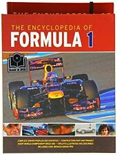 The Complete Encyclopedia of Formula 1 with Dvd (Gift Folder With DVD), , Used;