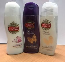 6 x Imperial Leather Shower Creme / Cream Limited Edition 250ml 3 TYPES