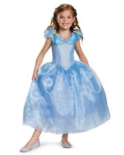 Cinderella Disney Movie Deluxe Girls Costume Dress